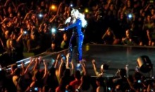 Beyonce pulled off stage by fan: VIDEO