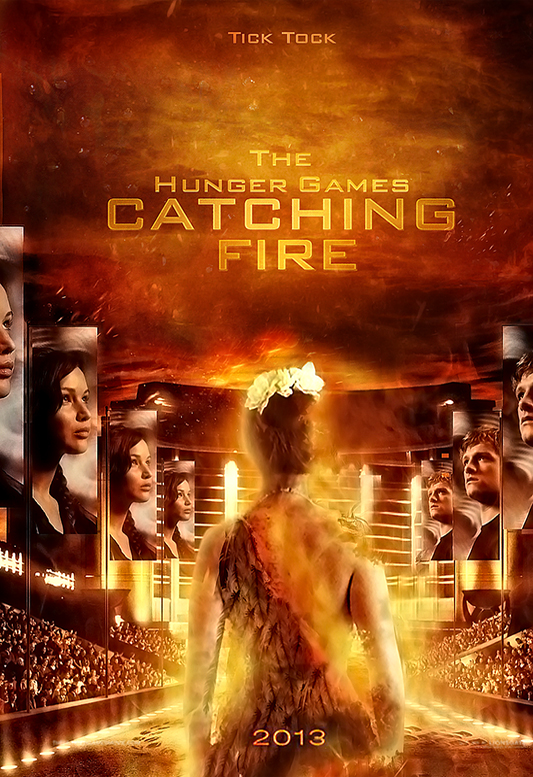 The Hunger Games Catching Fire New Trailer Watch