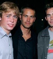 Paul Walker Caleb Walker Cody Walker
