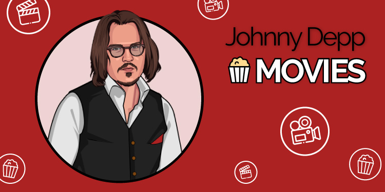North/South Film: The Johnny Depp Lists
