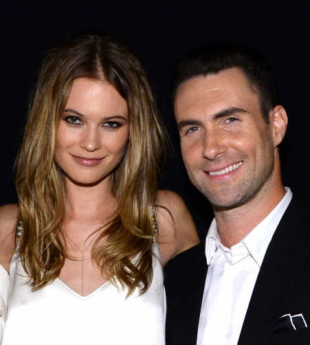 Adam Levine and Behati Prinsloo Get Married!