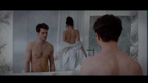 '50 Shades of Grey': First Trailer Arrives