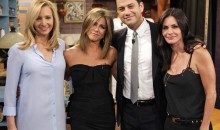 A Mini 'Friends' Reunion Happened On Jimmy Kimmel Live: WATCH!