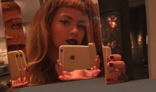 Beyonce Shows Off Super-Short Bangs!