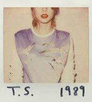 taylor swift 1989 album cover
