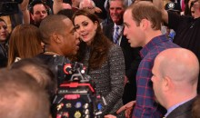 Princess Kate & Prince William Finally Meet Queen Beyonce & King Jay-Z