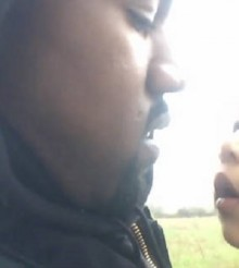 Kanye West's 'Only One' Video Features His Smile & North West!
