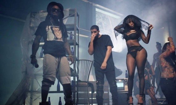 Lil Wayne And Drake And Nicki Minaj Truffle Butter by Nick...