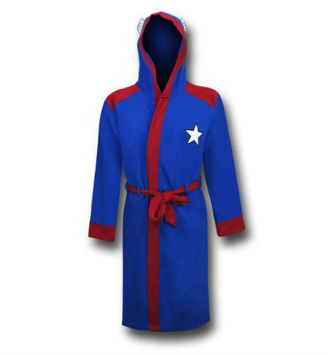 captain america robe