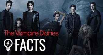 vampire diaries facts