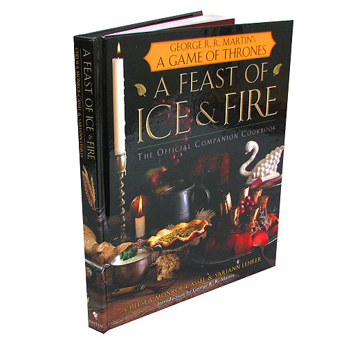 A Feast of Ice and Fire Cookbook