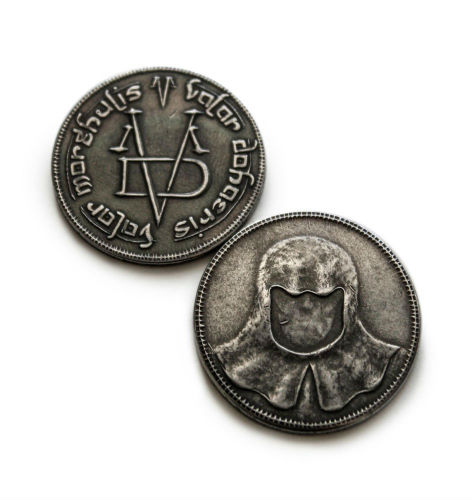 Iron Coin of the Faceless Man