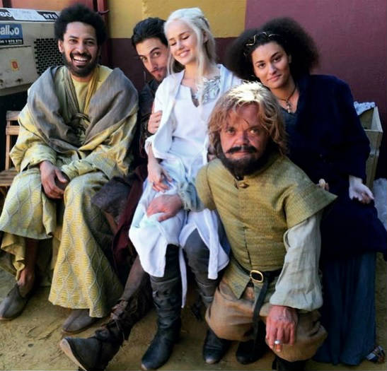 Go Behind The Scenes Of Game Of Thrones With The Stuntman: Game Of Thrones Body Doubles That'll Make You Look Twice