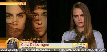 Watch Cara Delevingne's Most Awkward Interview Ever