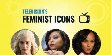 televisions feminist icons