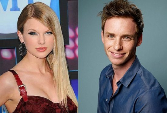taylor swift eddie redmayne