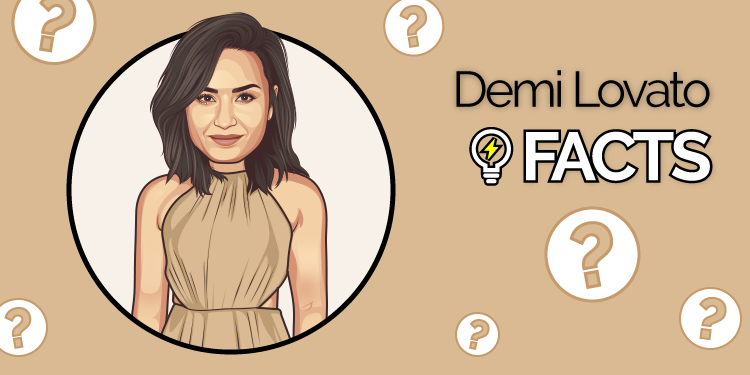 demi lovato facts