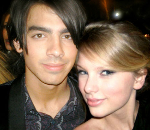 joe jonas taylor swift relationship advice