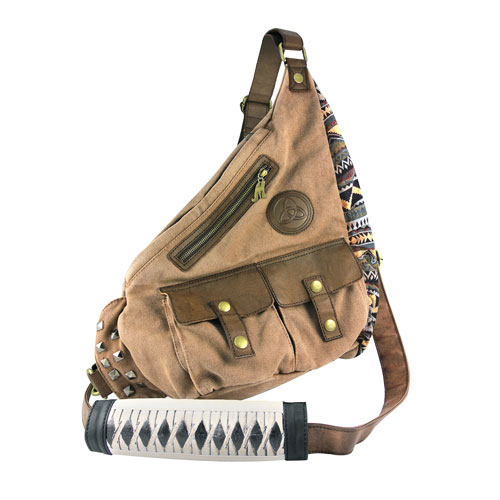 Michonne's Sling Bag