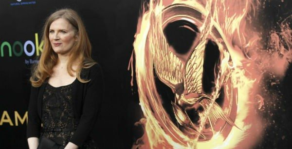 suzanne collins hunger games