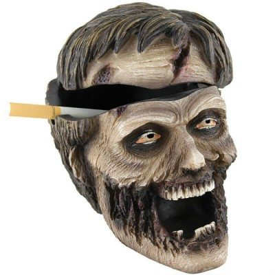 the walking dead ashtray
