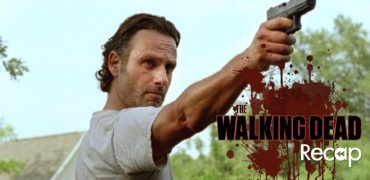 walking dead heads up recap