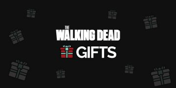 walking dead gifts