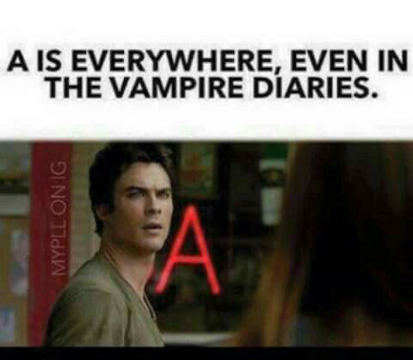 vampire diaries pretty little liars