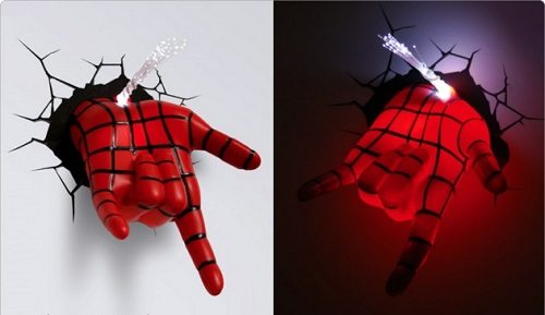 Spiderman Light Hand