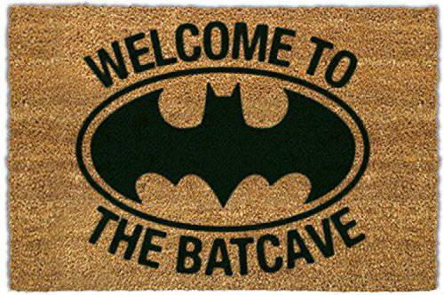 batcave doormat