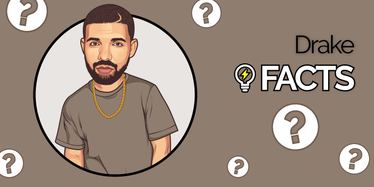 How many of these drizzy drake facts do you know for Fun facts about drake