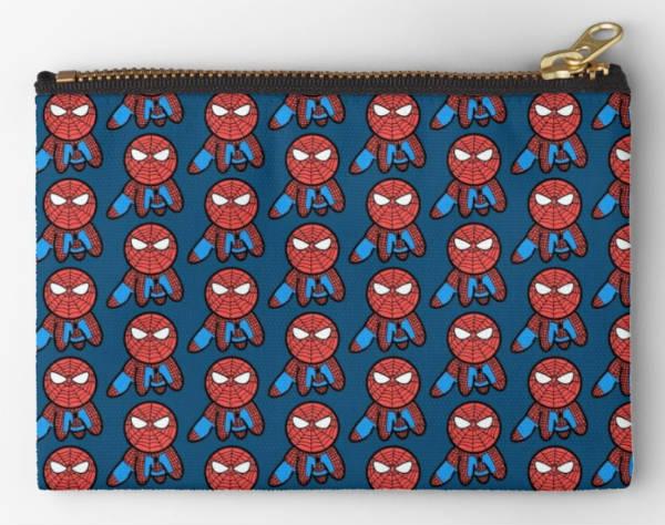 spider-man pouch