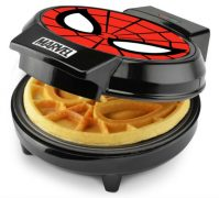spiderman waffle maker