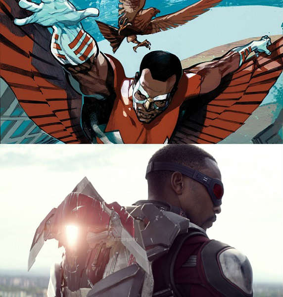 falcon redwing civil war