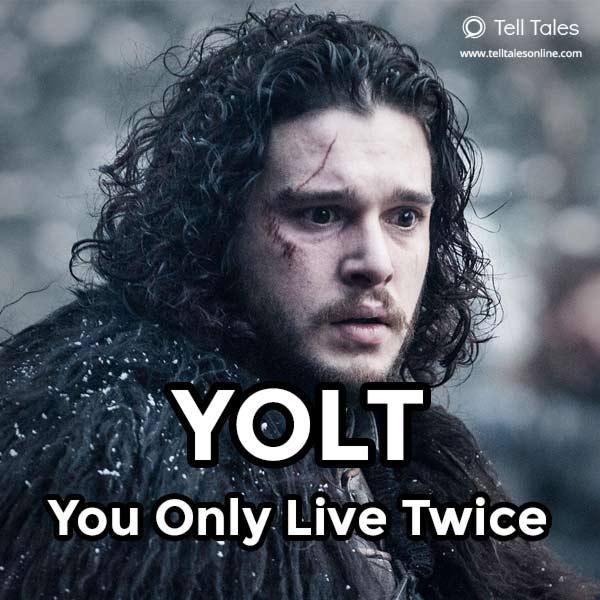 jon snow yolt meme