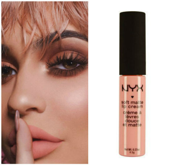 kylie apricot dupe