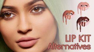 kylie lip kit alternatives