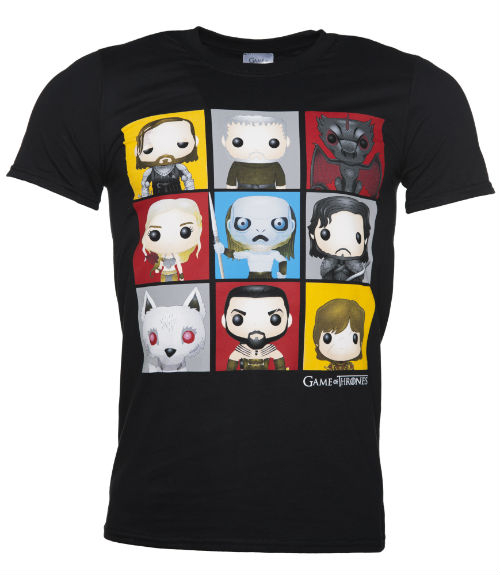 Game of Thrones Funko shirt