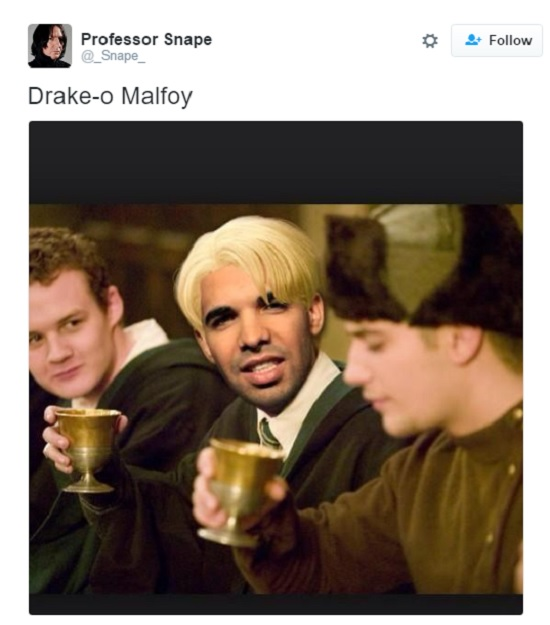 drake harry potter