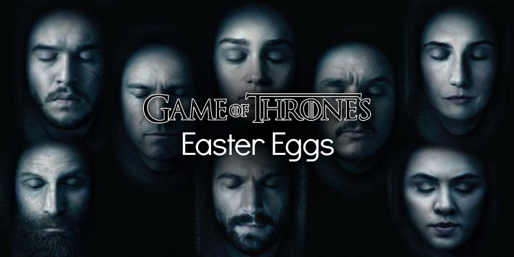 15 Hidden Game Of Thrones Easter Eggs References You Missed