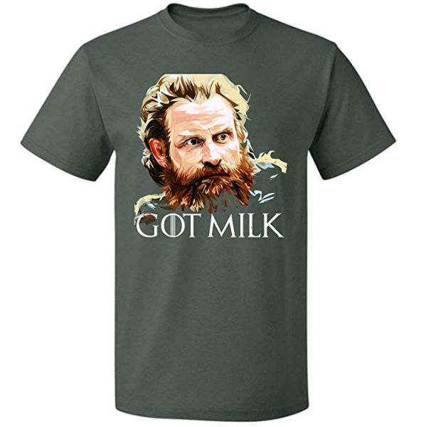 got milk tormund shirt