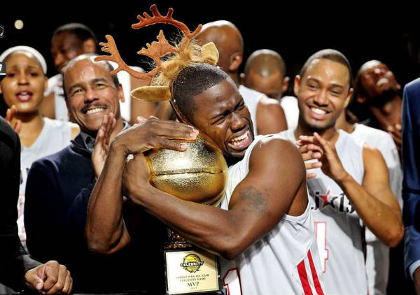 kevin hart All-Star nba