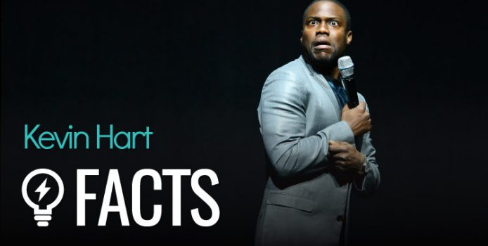 kevin hart facts