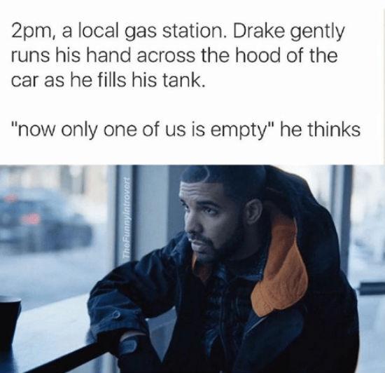 meme drake