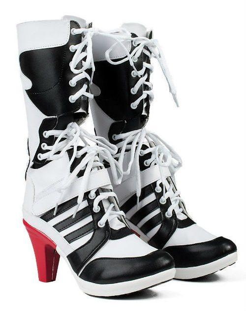 Harley Quinn Boots