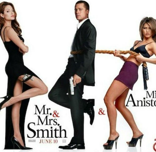 mr mrs smith meme