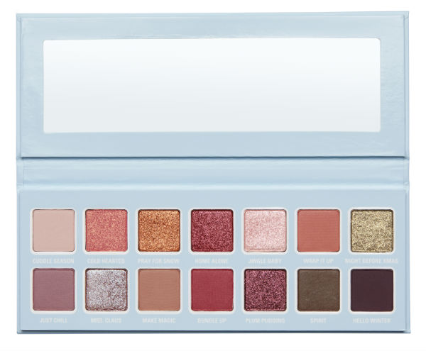 Chill baby palette