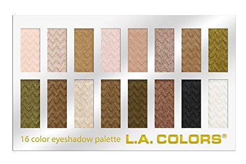 L.A. Colors sweet palette