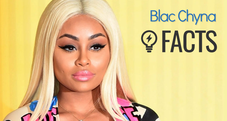 blac chyna facts