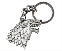 game thrones stark keychain